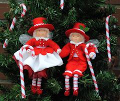 Kerst elfjes