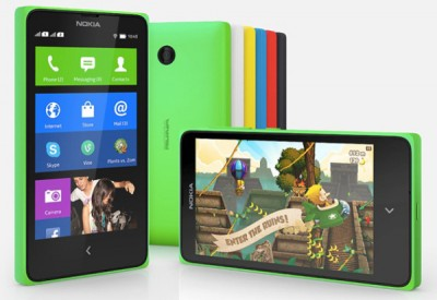 Nokia X Ludes Terjual di Peluncuran Perdananya