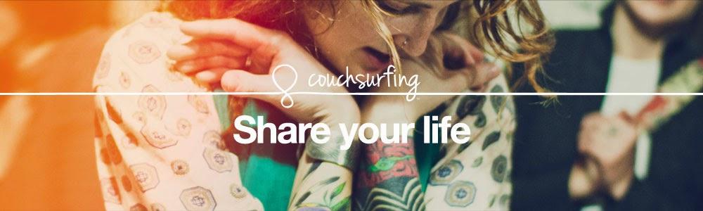 Como fazer couch requests infalíveis para o Couchsurfing
