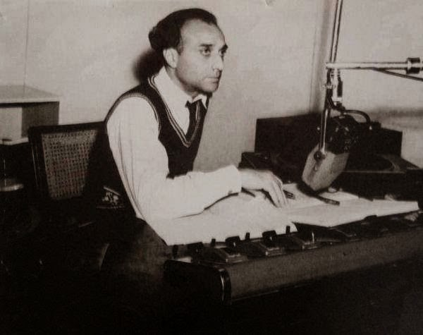 Mustafa Ali, Announcing The News Of Creation Of Pakistan
