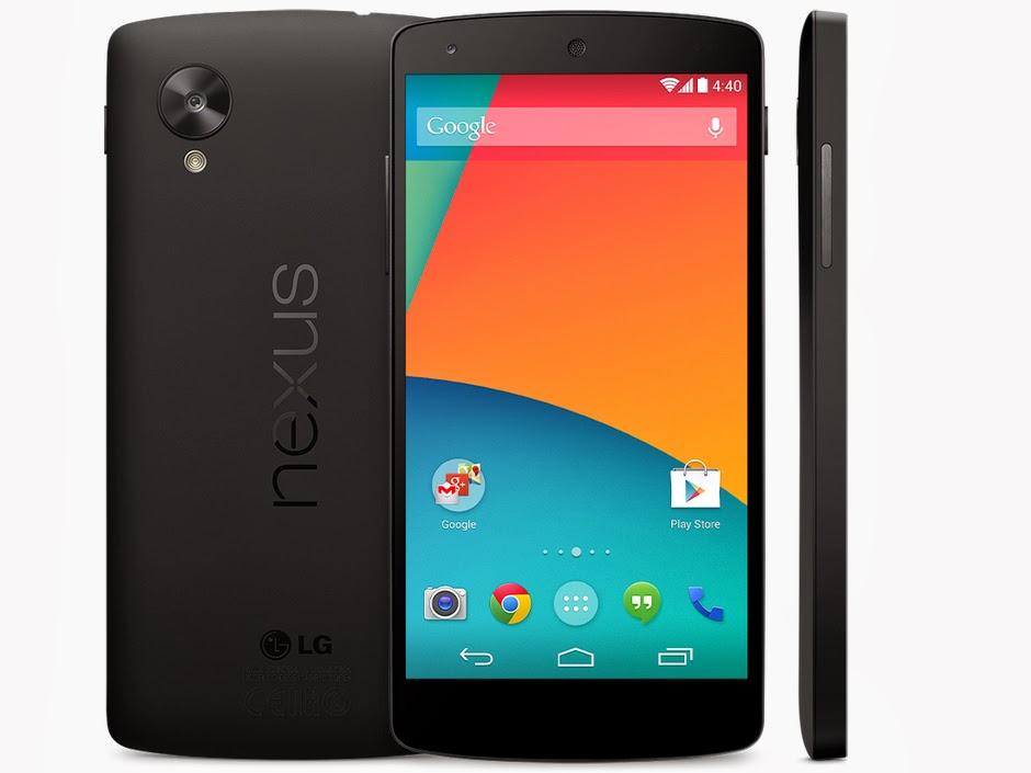 Harga LG Google Nexus 5