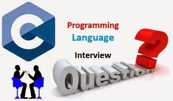 C Language Interview QA