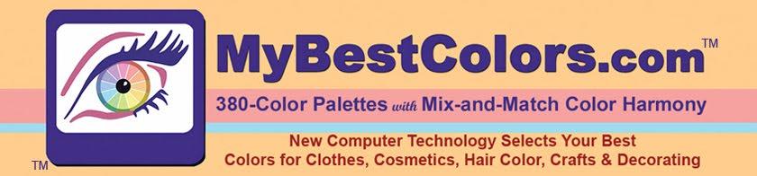 MyBestColors.com Blog