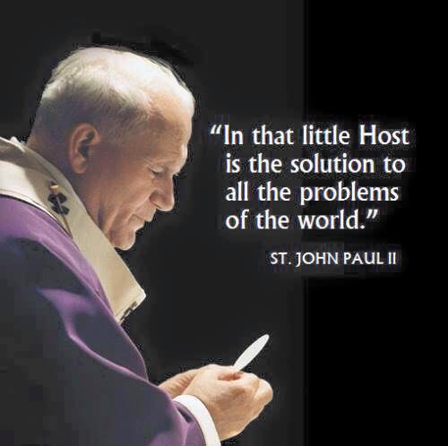 Pope John Paul Ii Quotes Cool Catholic News World  Catholic Quote To Sharestjohn Paul Ii