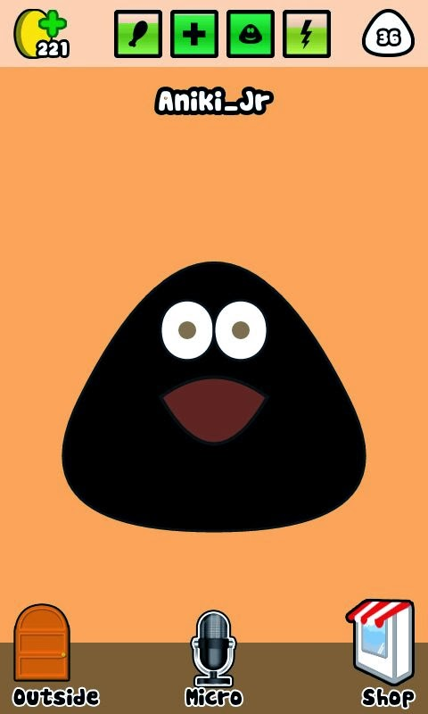 Special T Si >> Cheats and Tricks for Pou: November 2013