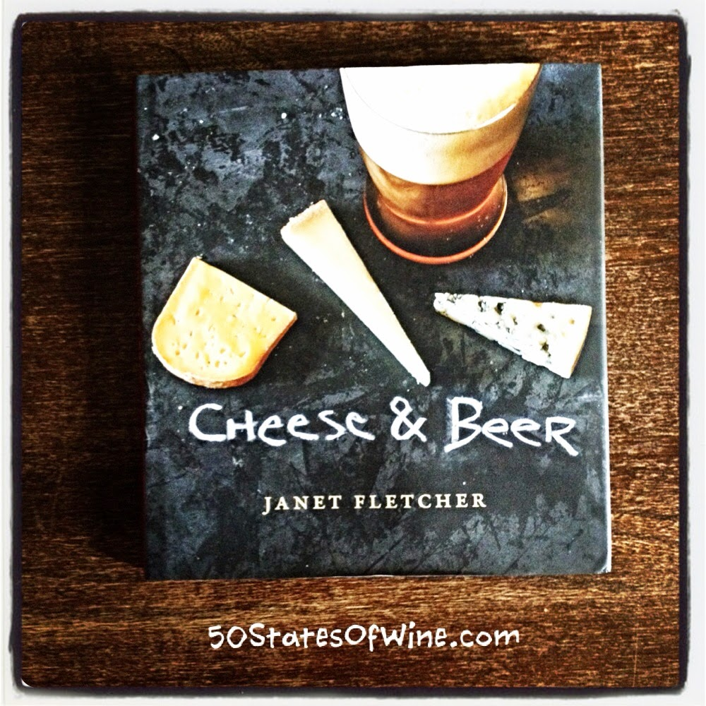 Cheese and Beer book cover