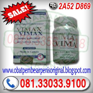 distributor vimax asli canada original obat pembesar