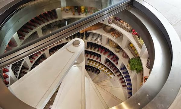 Dream house with perfect vine cellar