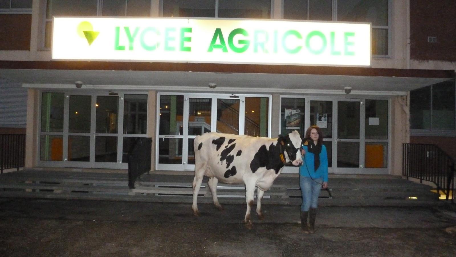 Legta de rethel come back to paris mission tnla 2013 - Salon del agriculture ...