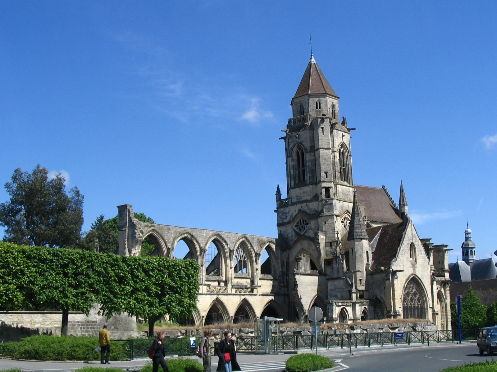 TOP WORLD TRAVEL DESTINATIONS: Caen, France