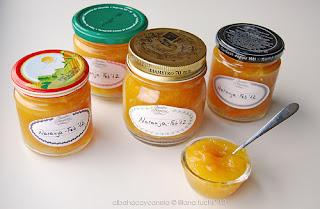 Diferencias mermelada y confitura, mermelada albaricoque