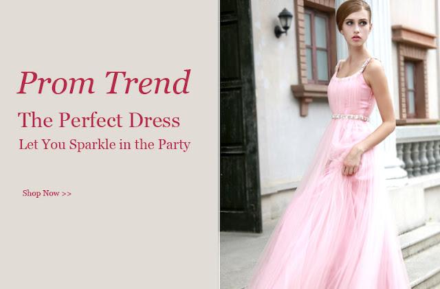 Magic Dress Trends: What\'s New: Prom Dresses UK