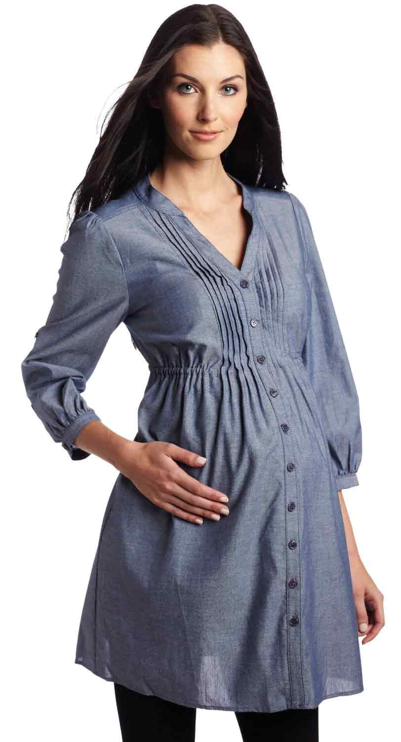 Fashion maternity clothes