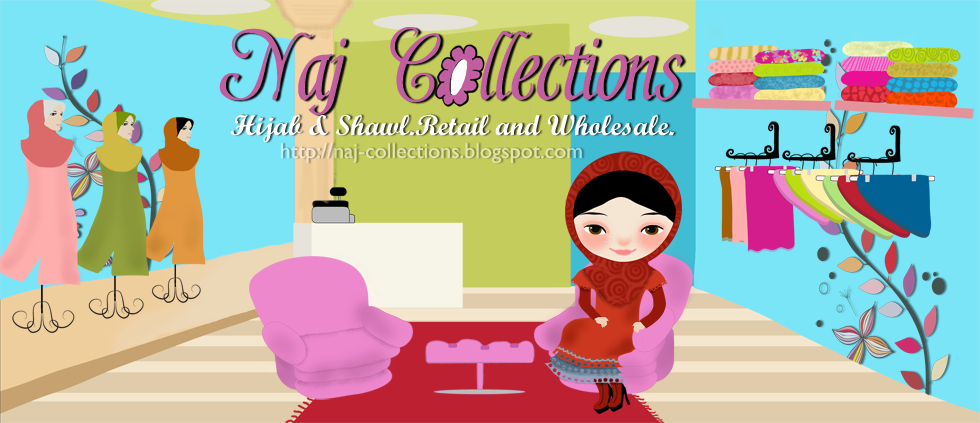 NAJ Collections Hijab Online Boutique
