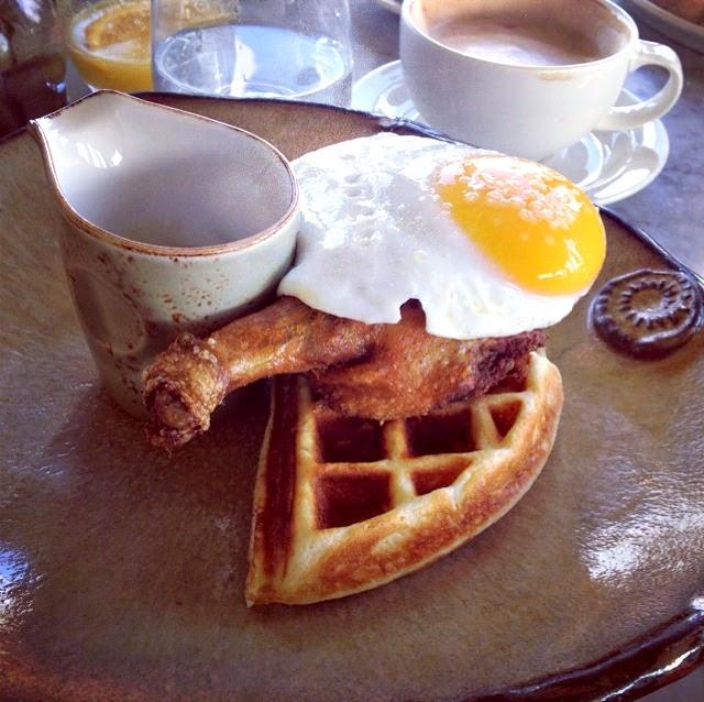 Duck & Waffle Breakfast