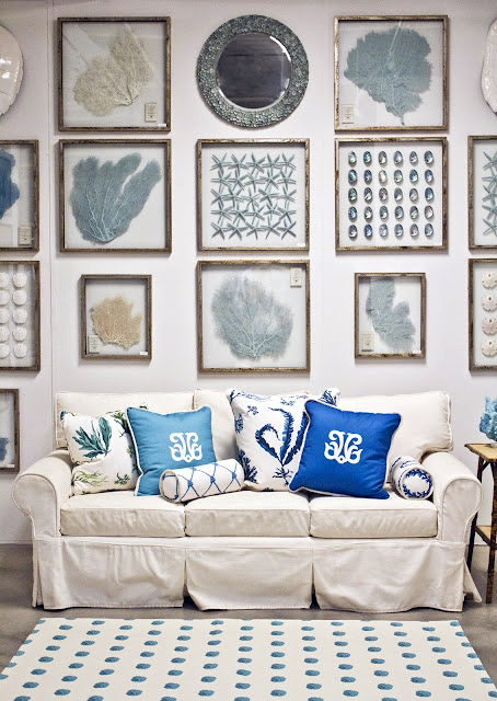 Coastal Style Beach House Decorating Ideas