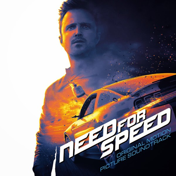 Various Artists - Need For Speed (Original Motion Picture Soundtrack) - EP Cover