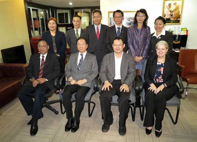 Sabah Tourism Federation Board Directors Members