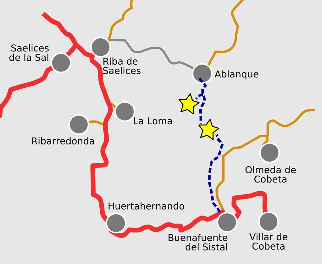ruta comercial