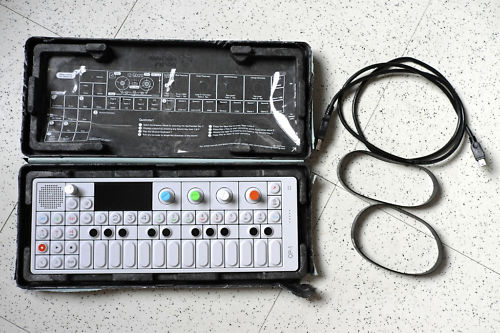 Matrixsynth Teenage Engineering Op 1 Portable Synthesizer