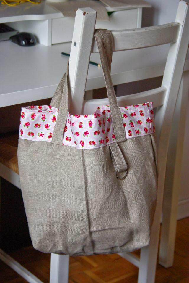 torba lniana , torba na zakupy , torba z lnu , maeriałowa torba na zakupy