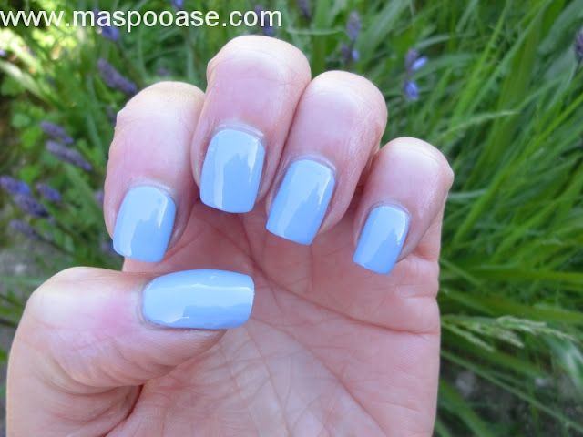 Nails Inc Oxford review