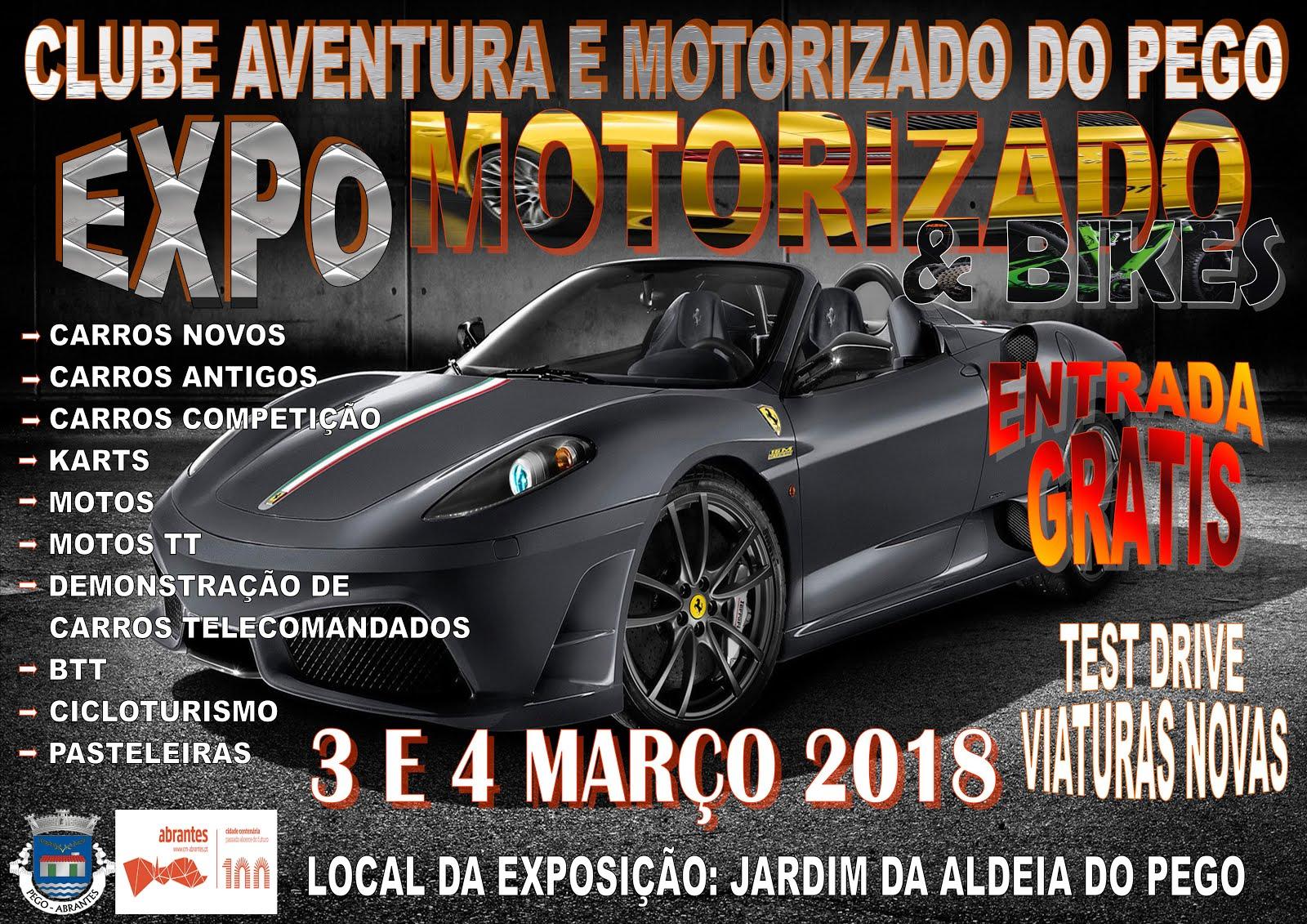 EXPO MOTORIZADO & BIKES 2018