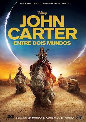 John Carter: Entre Dois Mundos - BDRip Dual Áudio