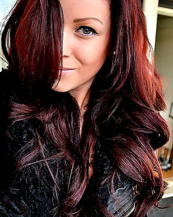dark red hair color pictures free coloring pictures