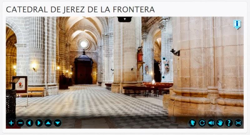 """El """"Fantasma"""" de la Catedral de Jerez, retratado en Toursjerez"""