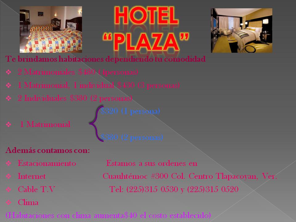 """Hotel """"Plaza"""""""