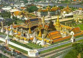 Bangkok Aman di Kunjungi Namun Hindari Daerah ini