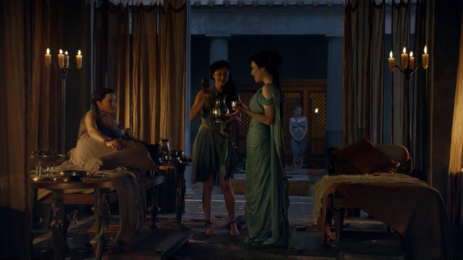 Scenes Spartacus Porn