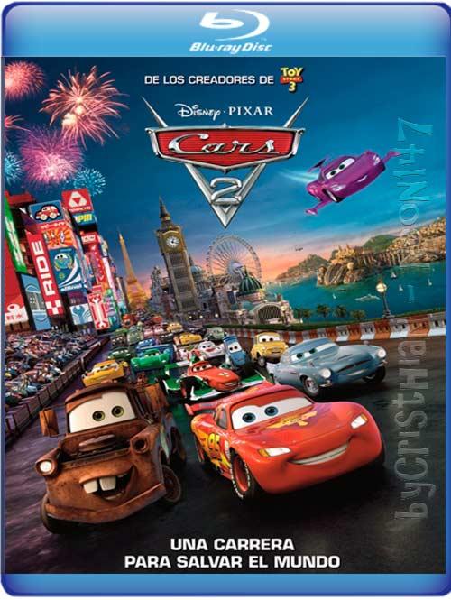 Cars 2 (Español Latino) (BRrip) (Audio AC3 5.1) (2011)