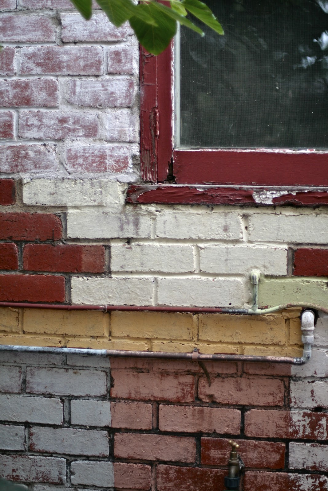 Lempo bee february 2012 - Lime wash paint exterior design ...