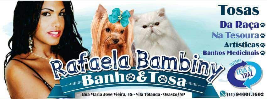 Rafaela Bambiny Banho & Tosa
