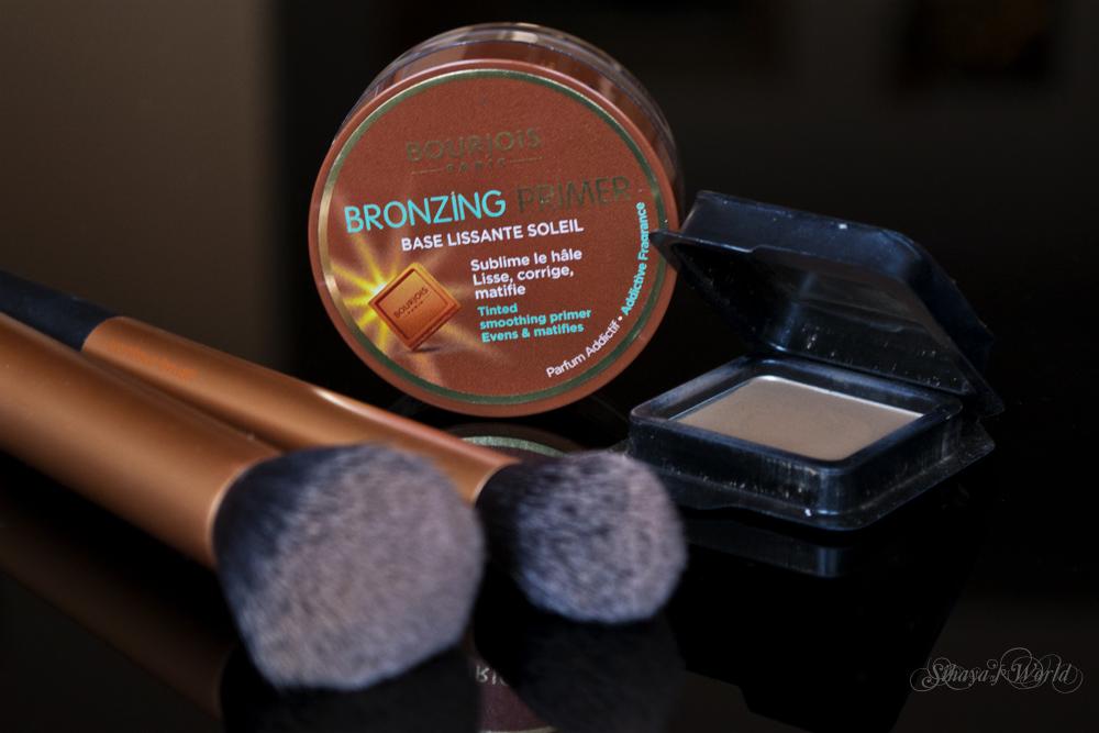 Benefit Hoola Bourjois Bronzing Primer