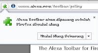 Cara Mengetahui Rangking blog di Alexa
