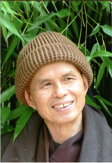 Our teacher: Thich Nhat Hahn