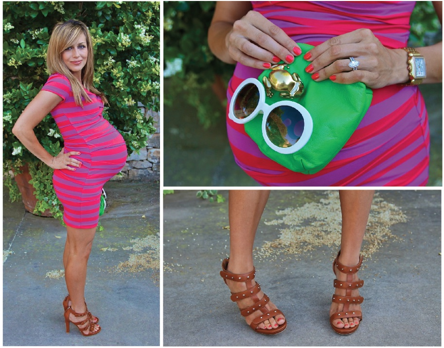 Dress Nicole Miller Maternity Shoes Gucci