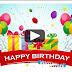 Happy Birthday - Feliz Cumpleaños - Con este vídeo quiero hacerte saber cuando bales para mi.......
