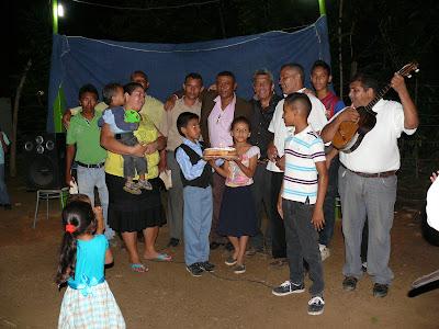 Culto de Niño Iglesia El Lirio de los Valles Fondur El Danto