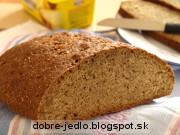 Špaldovo-ražný chlieb - recept