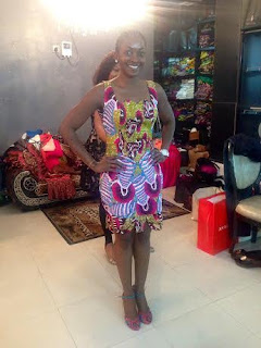 Kate Henshaw Looks Stunning In Ankara For The Premiere Of 'Do Good' Series – PHOTOS