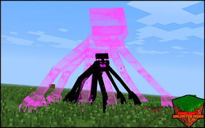 Mutant Creatures Mod enderman