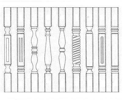 Profilindo juga menerima pekerjaan bubut kayu untuk tiang railing