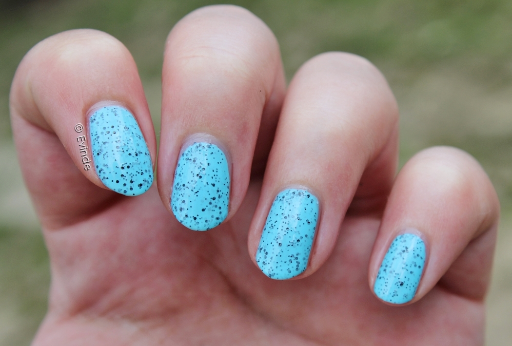 lovely pastel pepper nail polish