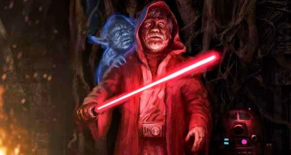 Luke Skywalker Star Wars Ep. 7
