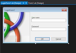 Cara Mudah Membuat Form Login di VB.Net