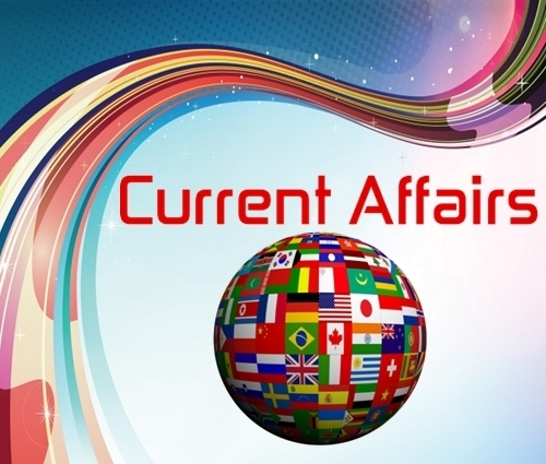 current affairs Current affairs - daily current affairs 2018 updates for bank exams, insurance, upsc, ssc, railway & other competitive exams.
